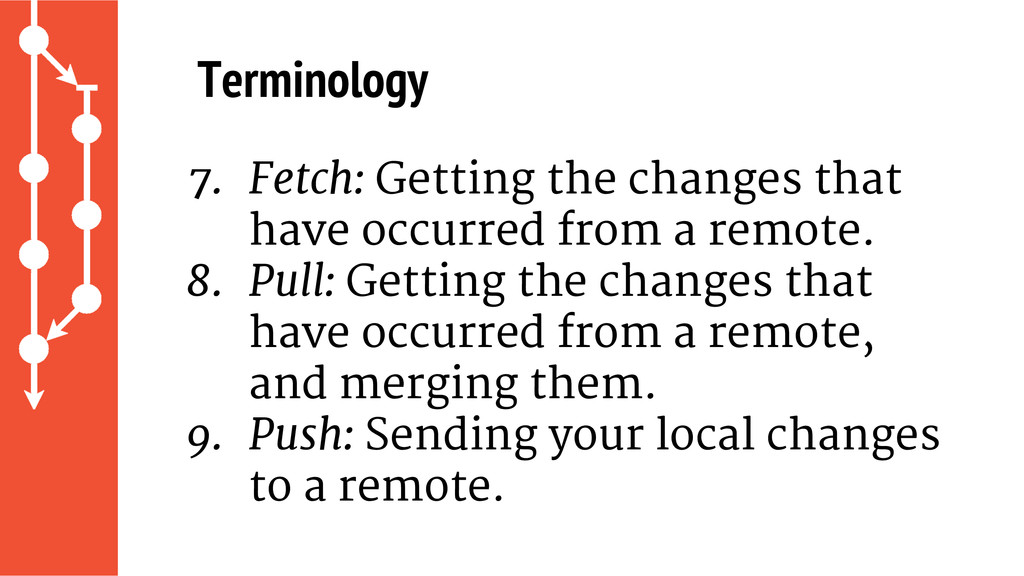7. Fetch: Getting the changes that have occurre...