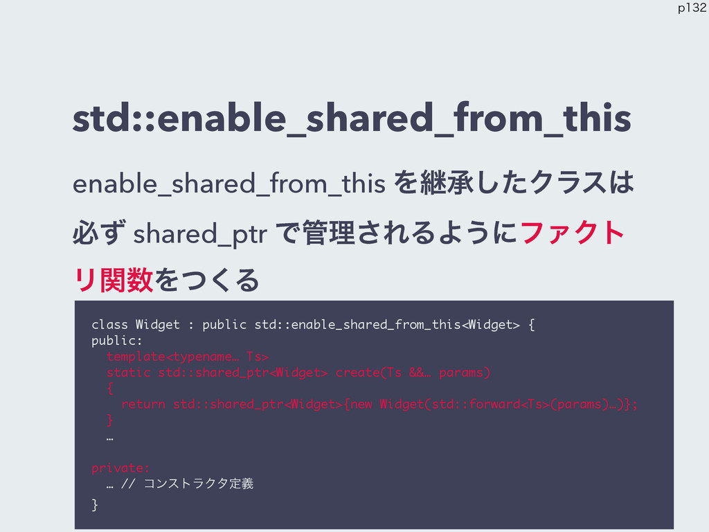 std::enable_shared_from_this enable_shared_from...