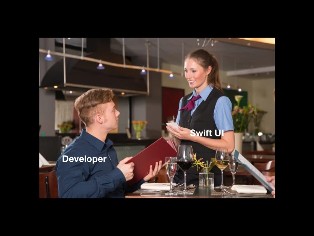 Swift UI Developer
