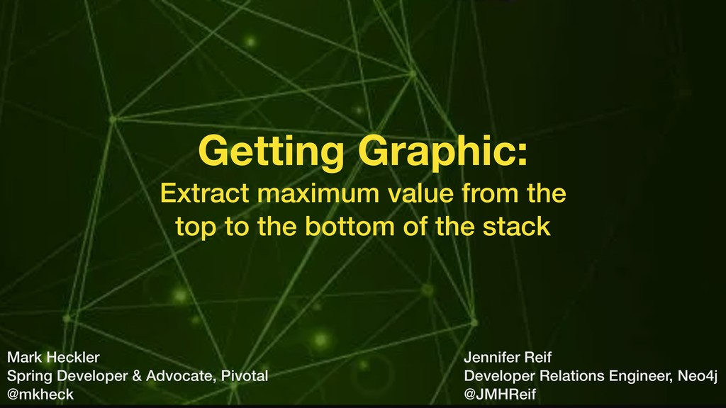 Getting Graphic: Extract maximum value from the...