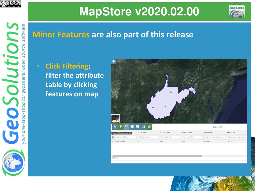 MapStore v2020.02.00 Minor Features are also pa...