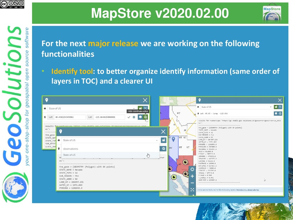 MapStore v2020.02.00 For the next major release...