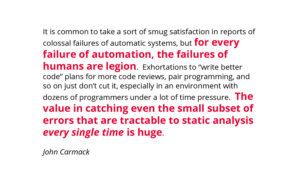 It is common to take a sort of smug satisfactio...