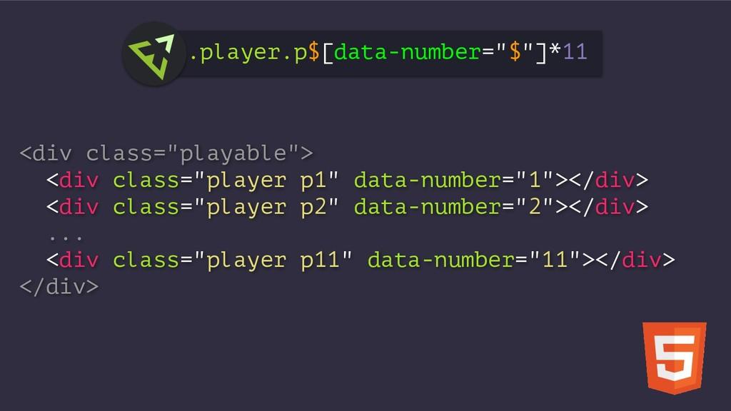 "<div class=""playable""> <div class=""player p1"" d..."