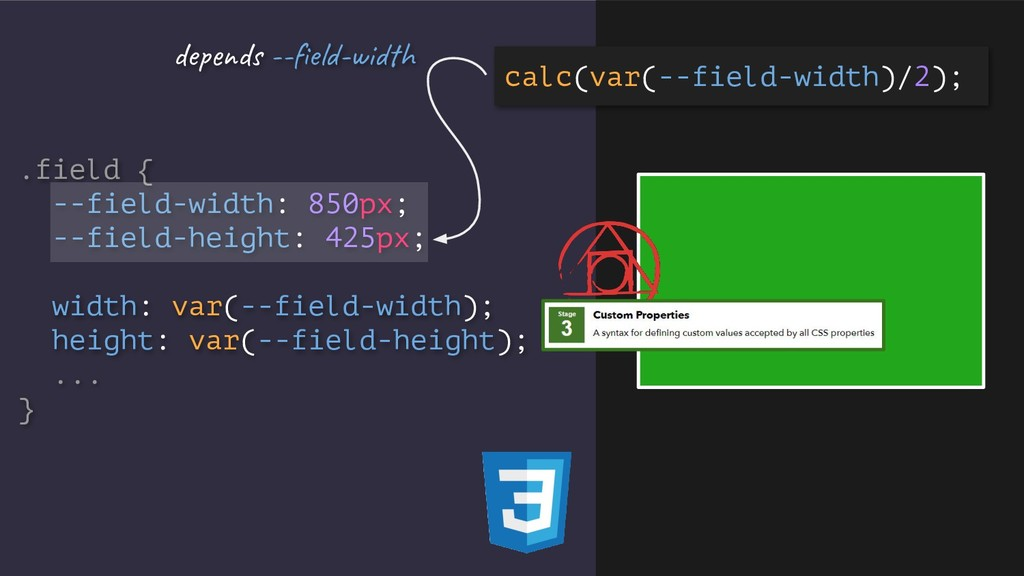 .field { --field-width: 850px; --field-height: ...