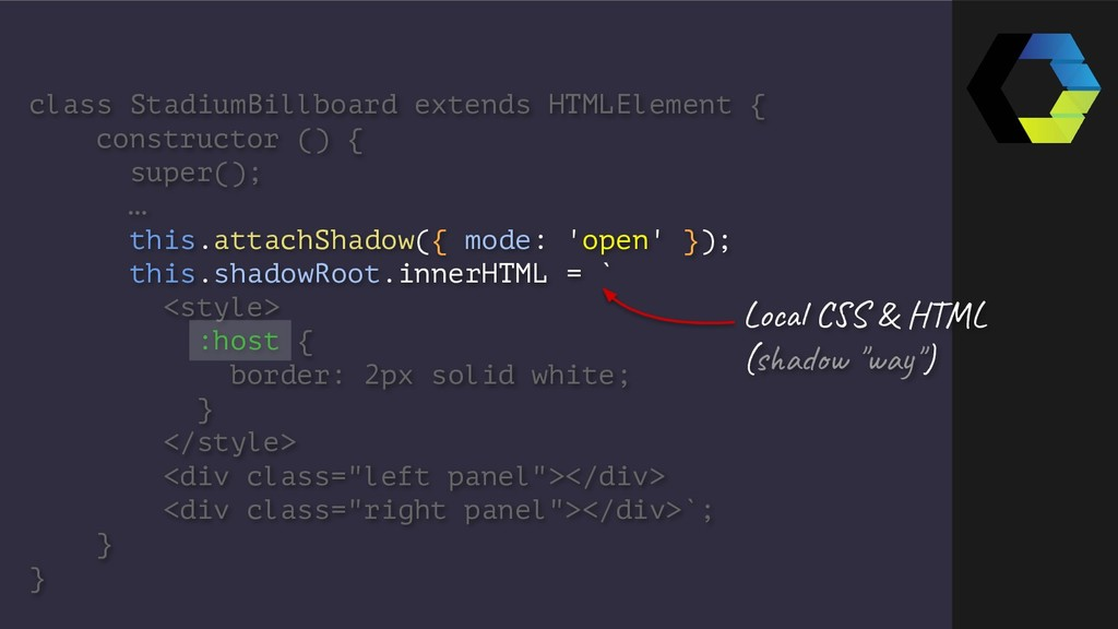 class StadiumBillboard extends HTMLElement { co...