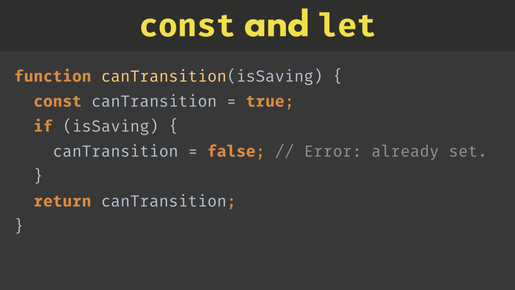 function canTransition(isSaving) {