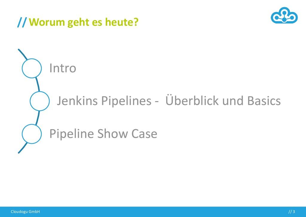 Intro Jenkins Pipelines - Überblick und Basics ...