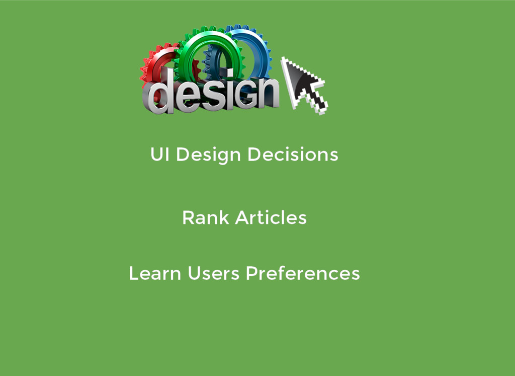 Rank Articles Rank Articles Learn Users Prefere...