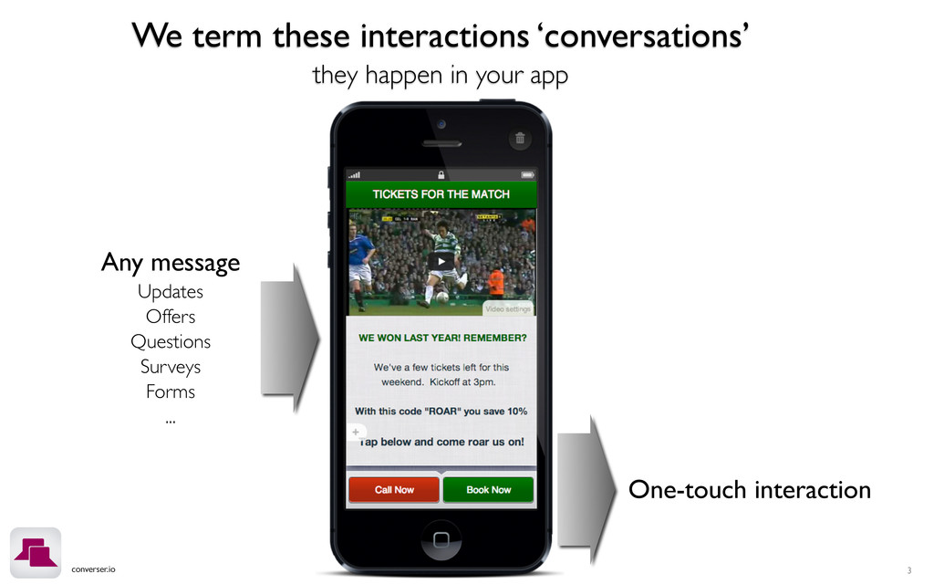 converser.io 3 We term these interactions 'conv...