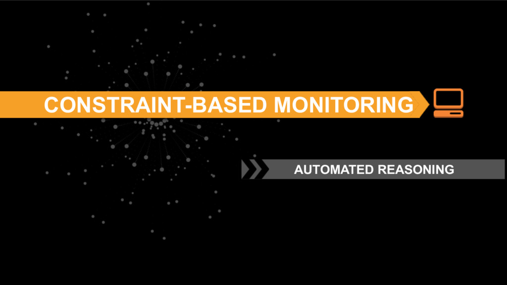 CONSTRAINT-BASED MONITORING AUTOMATED REASONING