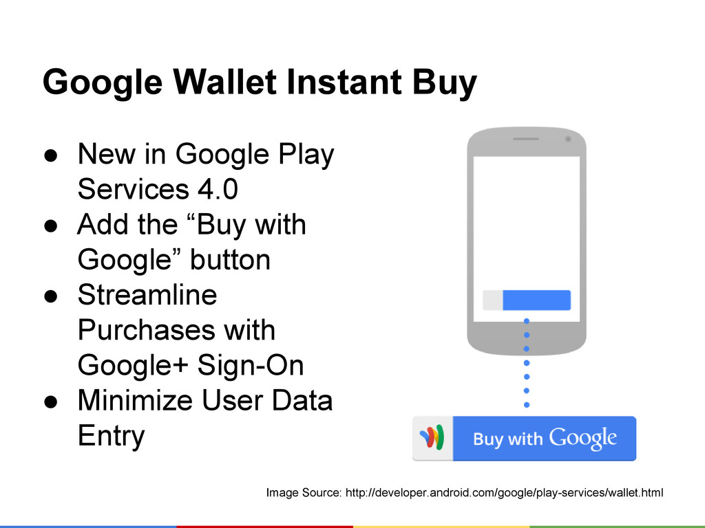 Google Wallet Instant Buy ● New in Google Play ...