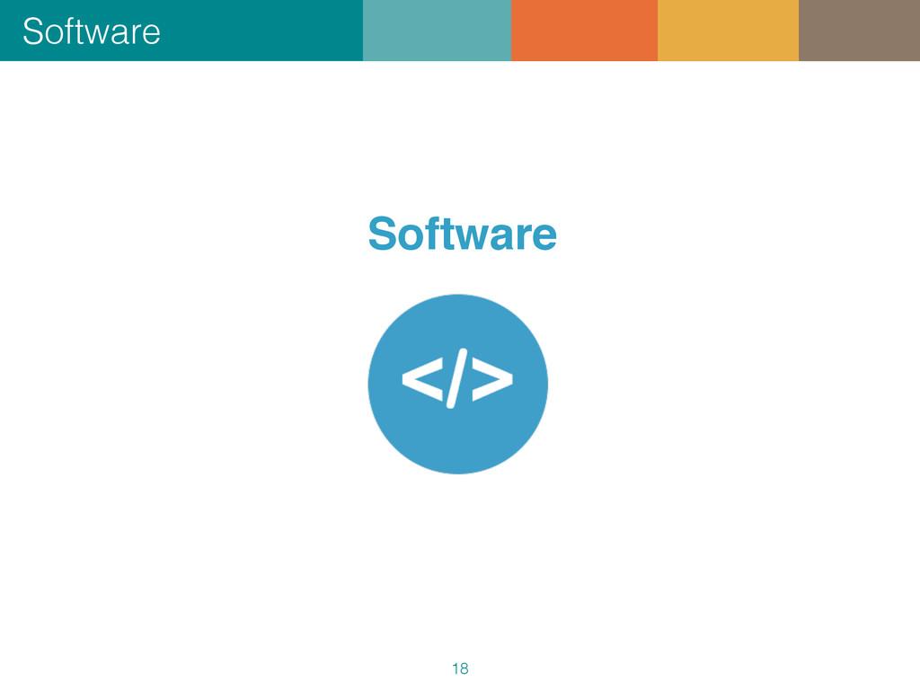 Software 18 Software