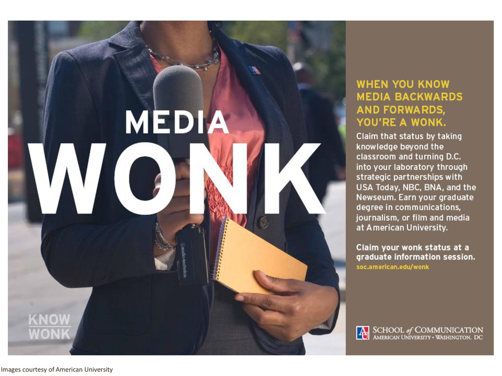 Images courtesy of American University