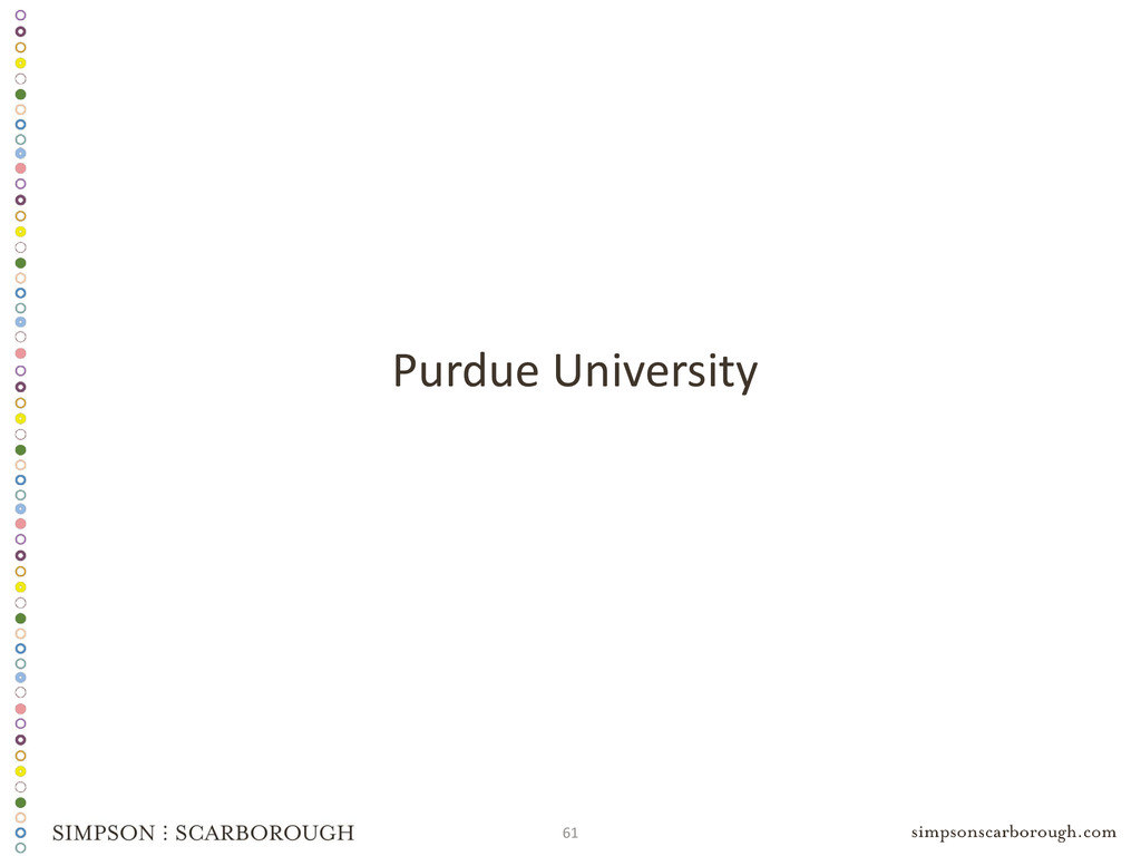 61 Purdue University