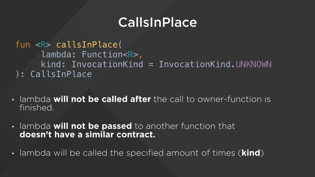 CallsInPlace • lambda will not be called after ...