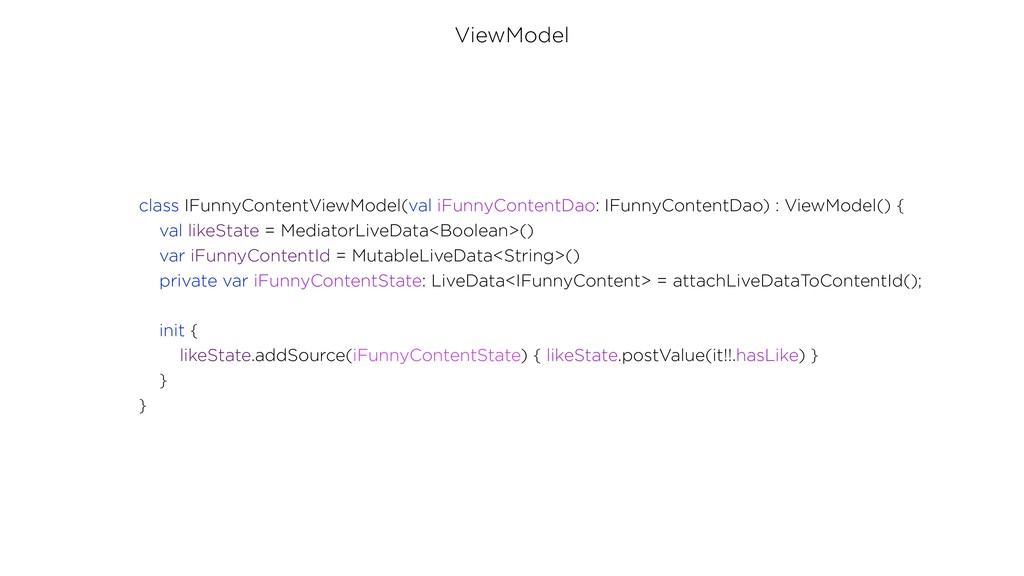 ViewModel class IFunnyContentViewModel(val iFun...