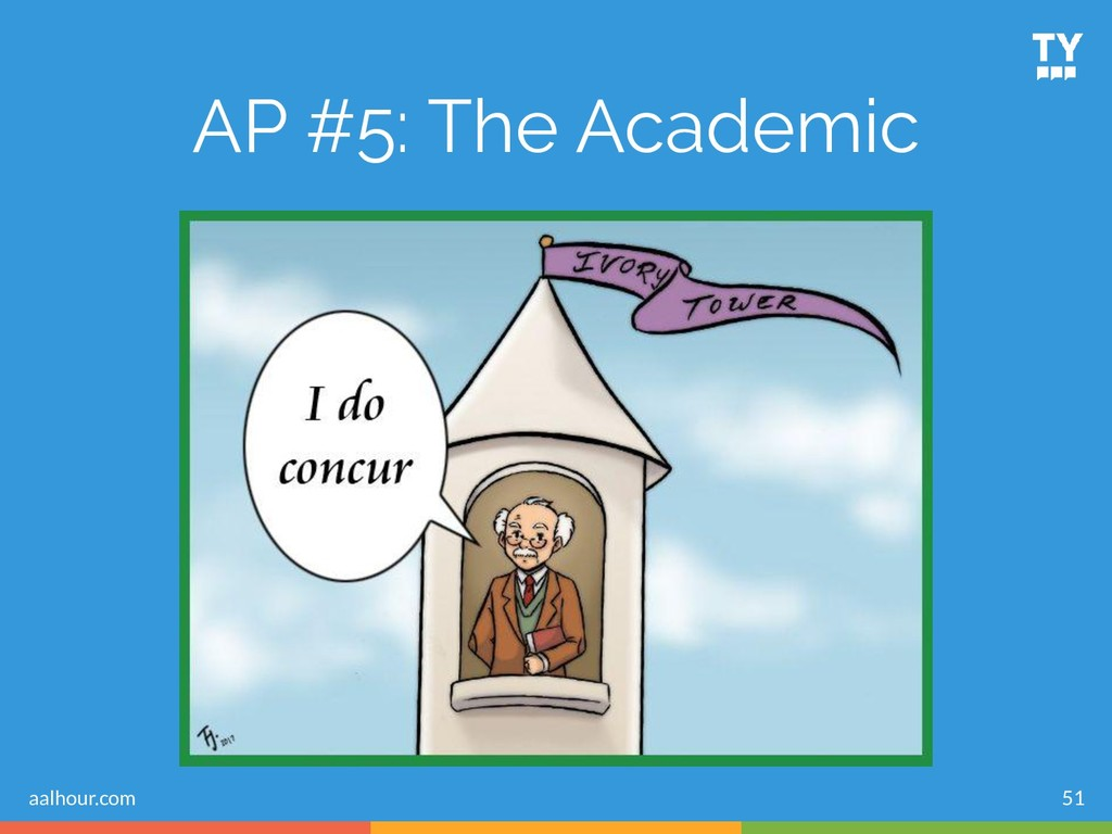 51 AP #5: The Academic aalhour.com