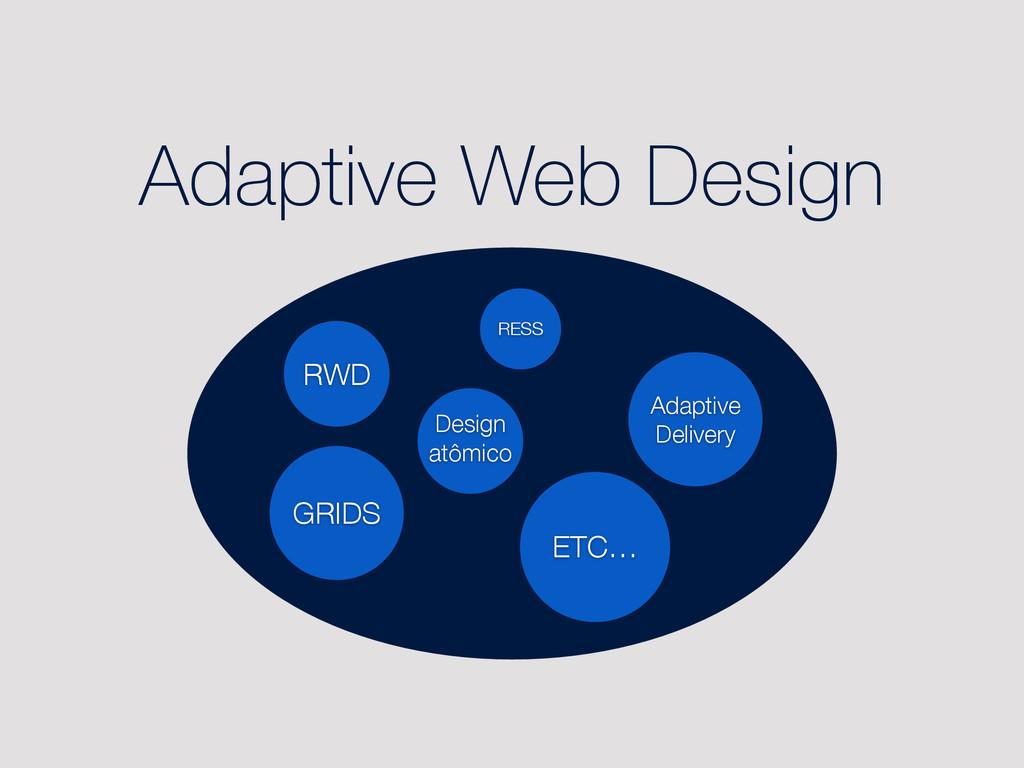 HONDA uk RWD Adaptive Web Design RESS Adaptive ...