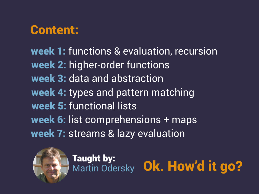 week 1: functions & evaluation, recursion Conte...