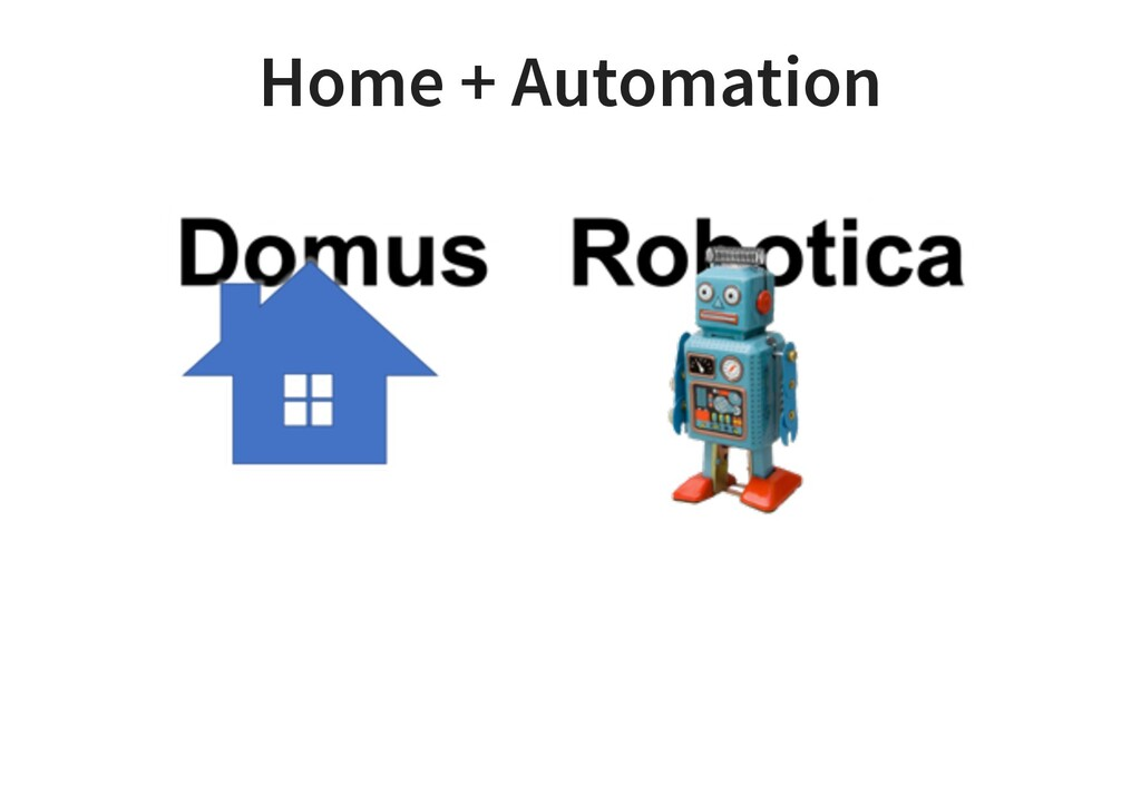 Home + Automation