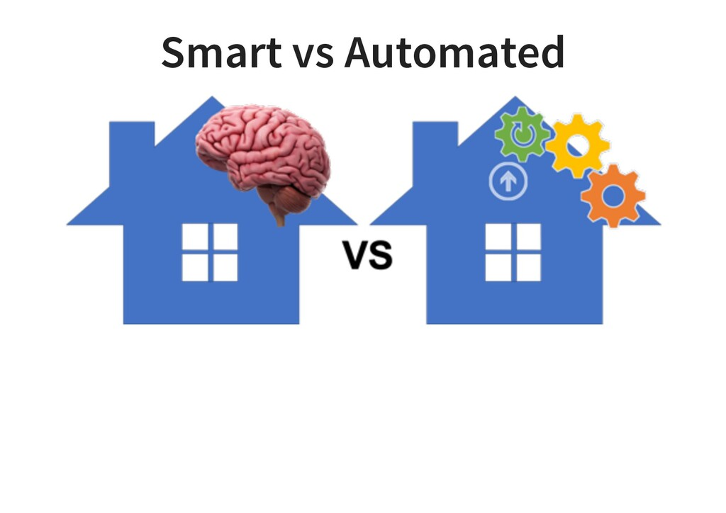 Smart vs Automated