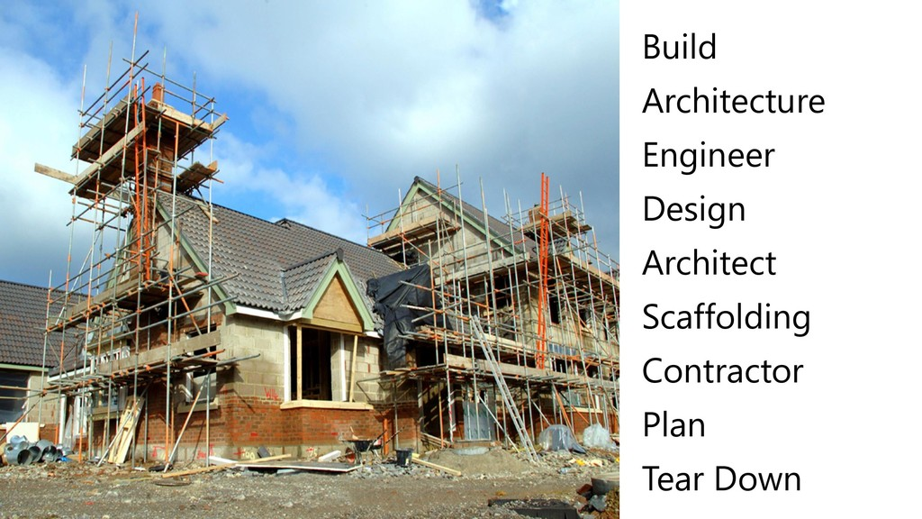 Build Architecture Engineer Design Architect Sc...
