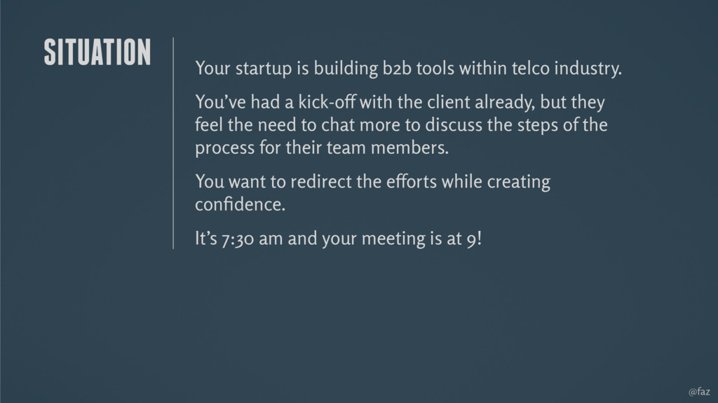 @faz Your startup is building b2b tools within ...