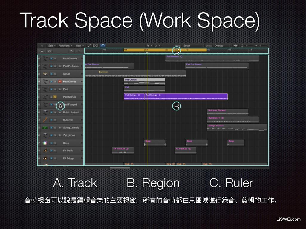 Track Space (Work Space) -J48&JDPN Audio / MID...