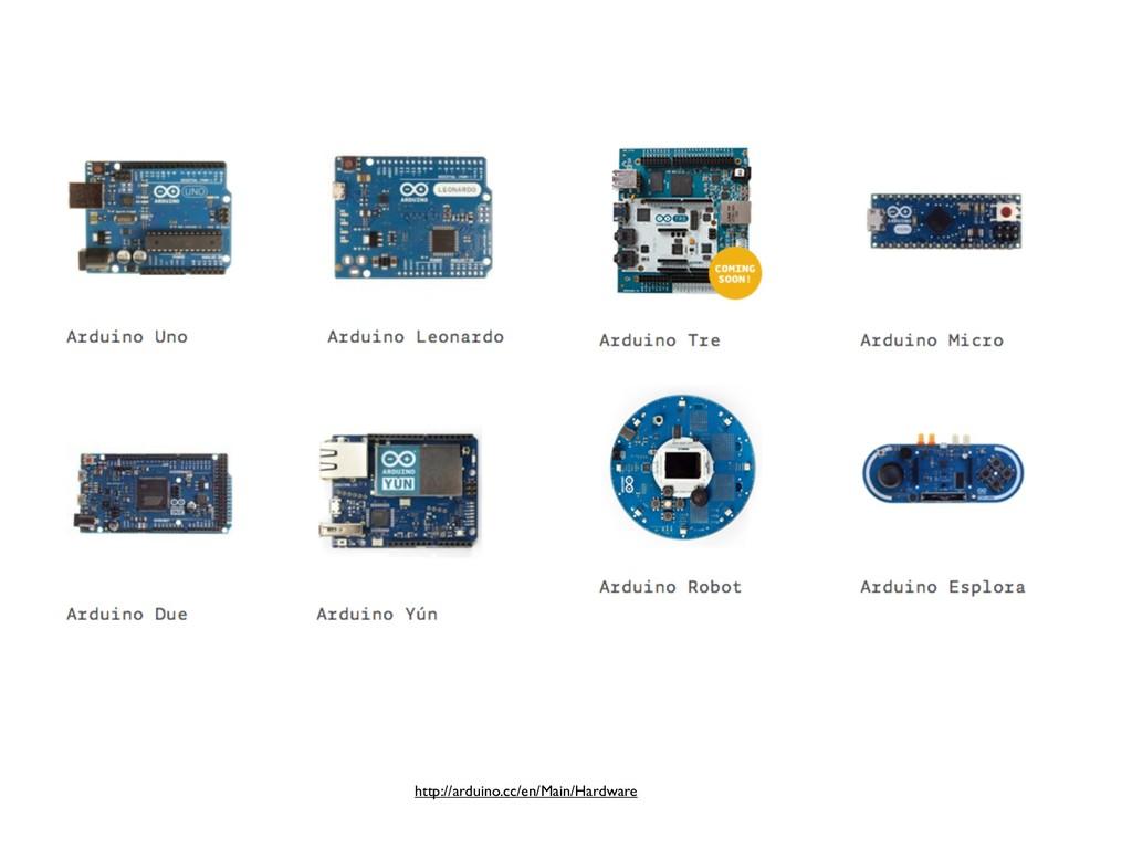 http://arduino.cc/en/Main/Hardware