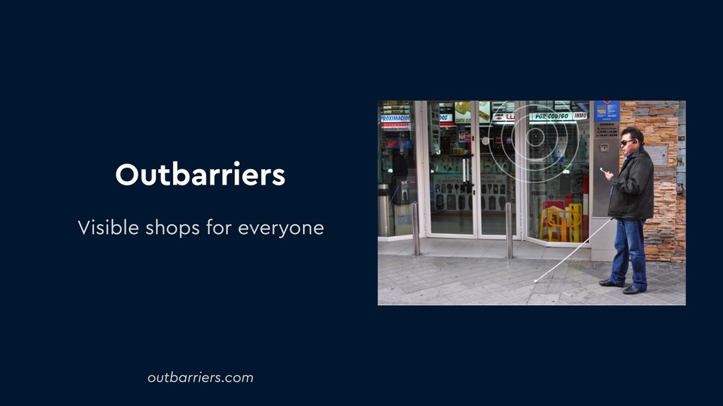 Outbarriers Visible shops for everyone outbarri...