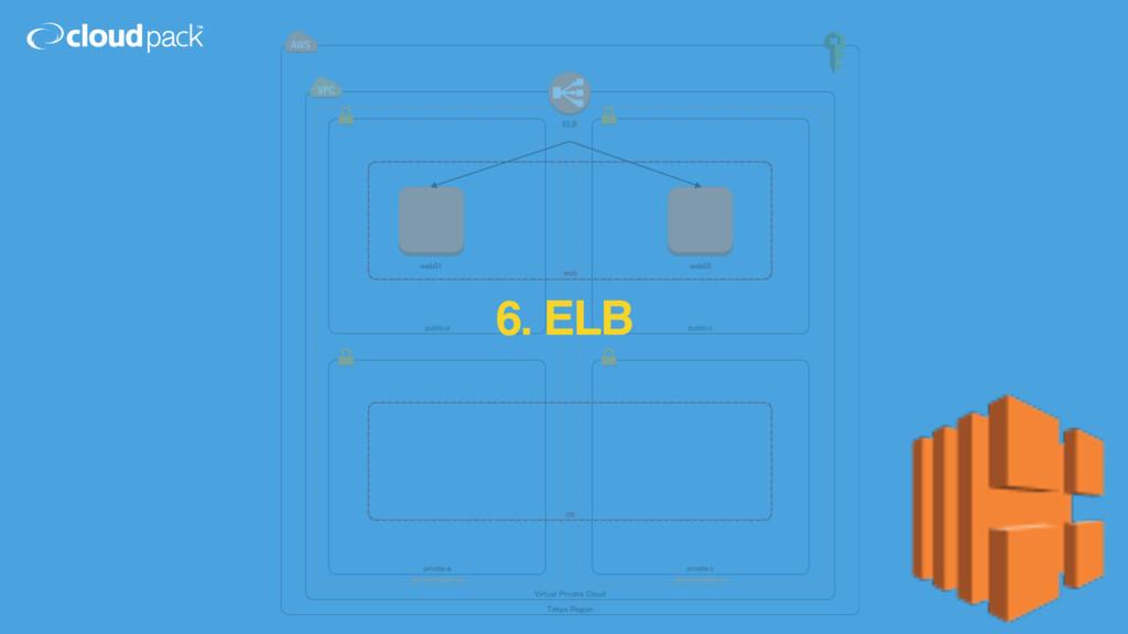 6. ELB