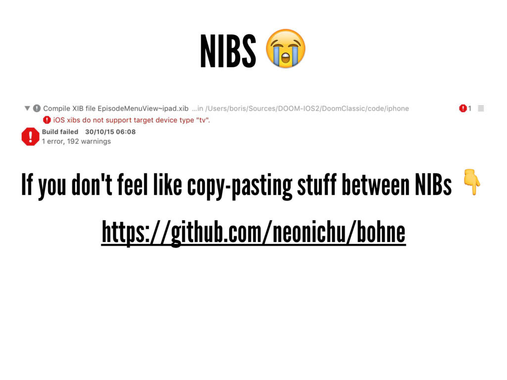 NIBS ! If you don't feel like copy-pasting stuf...