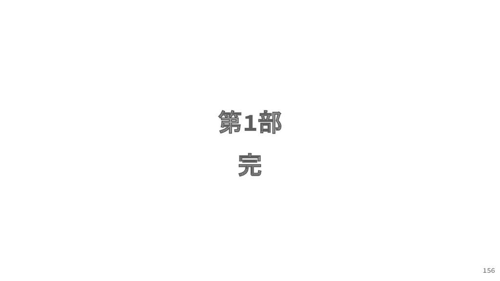 156 第1部 完