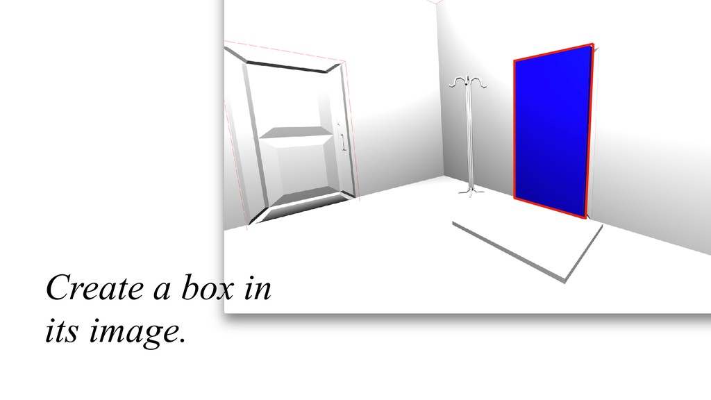 Create a box in its image.