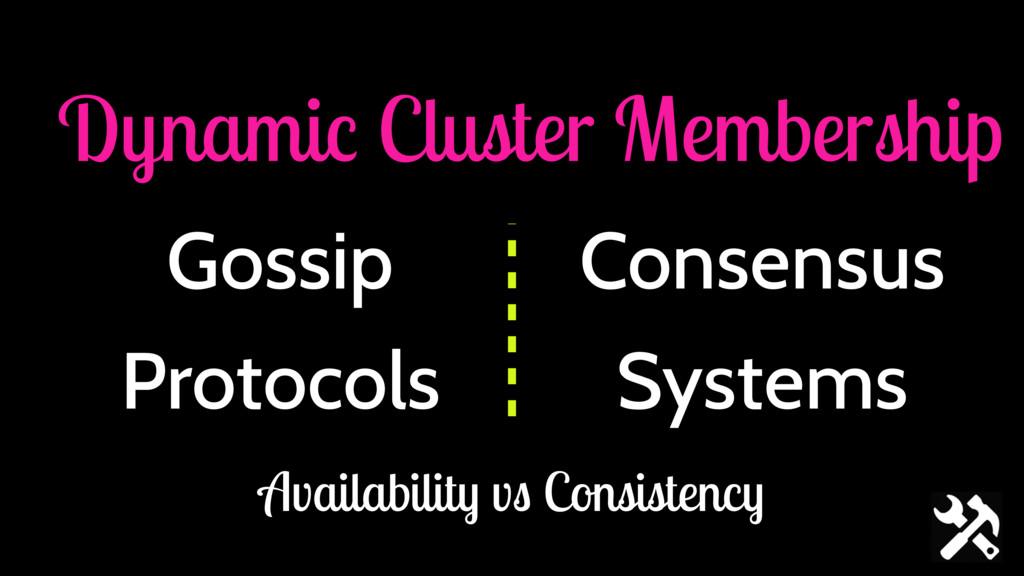 Dynamic Cluster Membership Gossip Protocols Con...