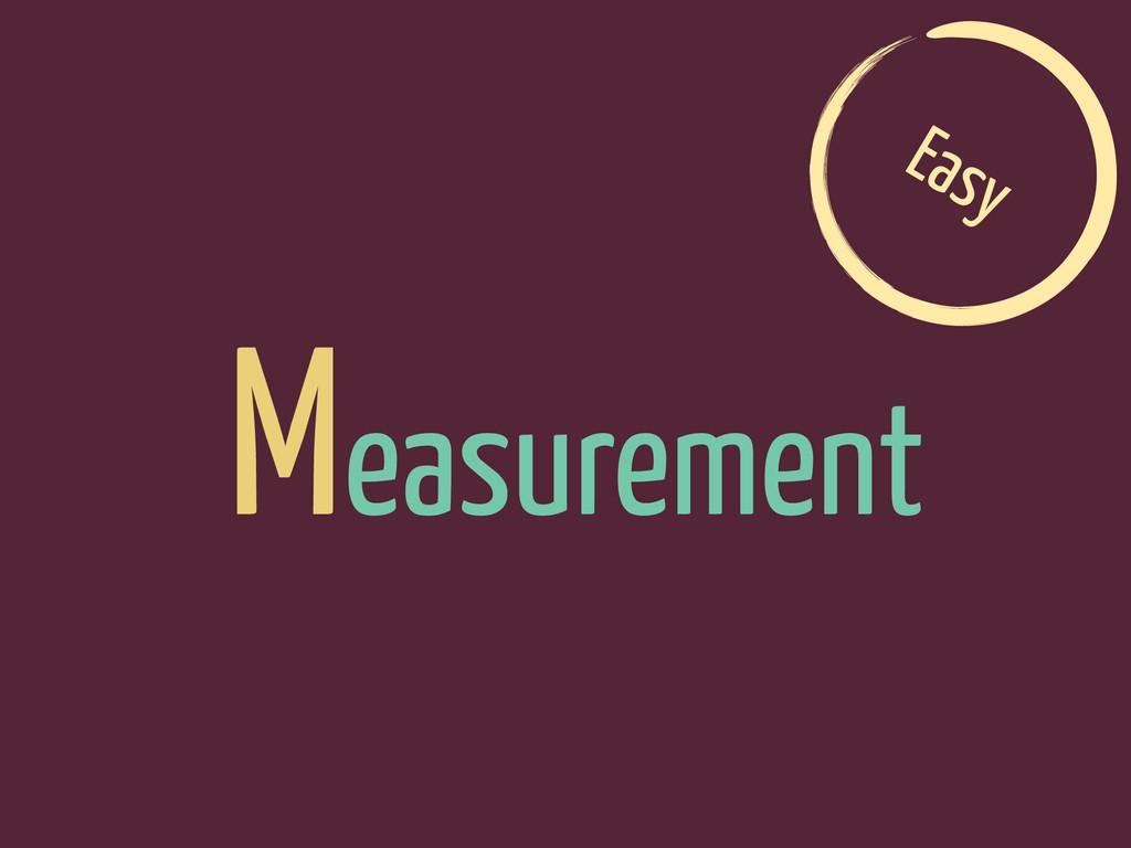 Measurement Easy