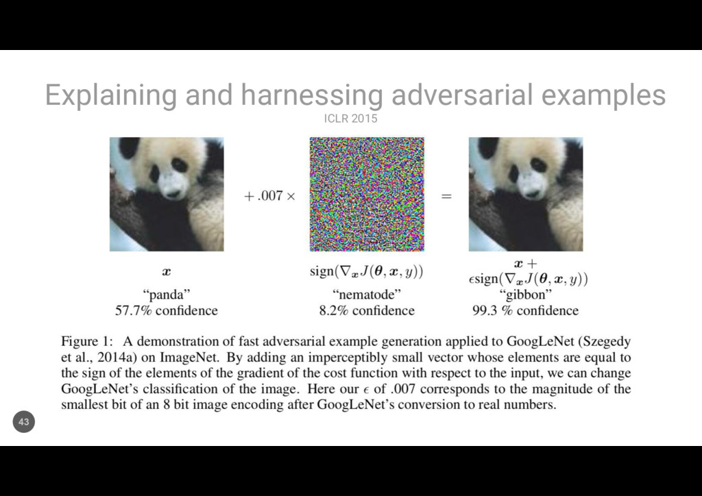 ICLR 2015 Explaining and harnessing adversarial...