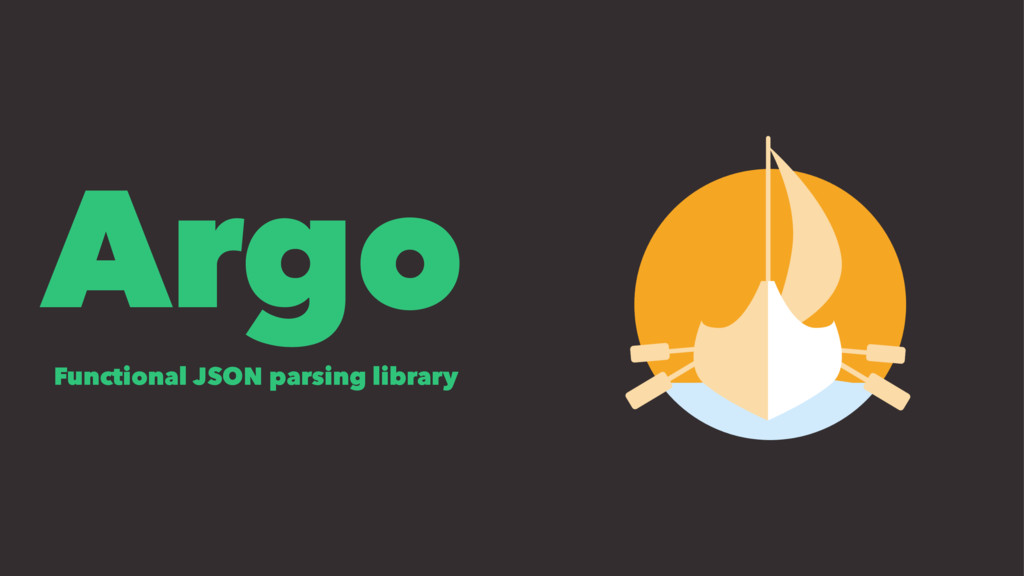 Argo Functional JSON parsing library