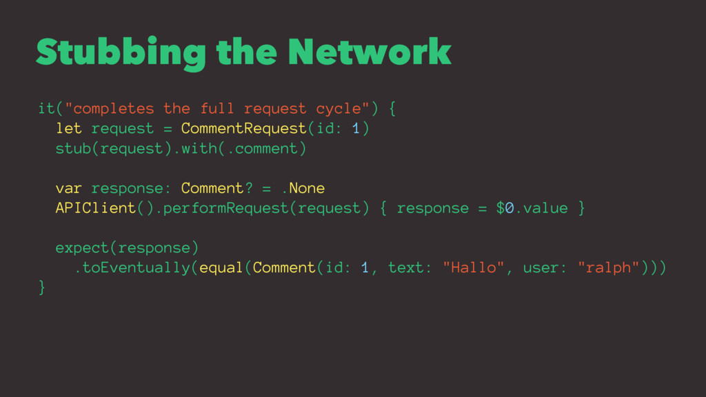 """Stubbing the Network it(""""completes the full req..."""