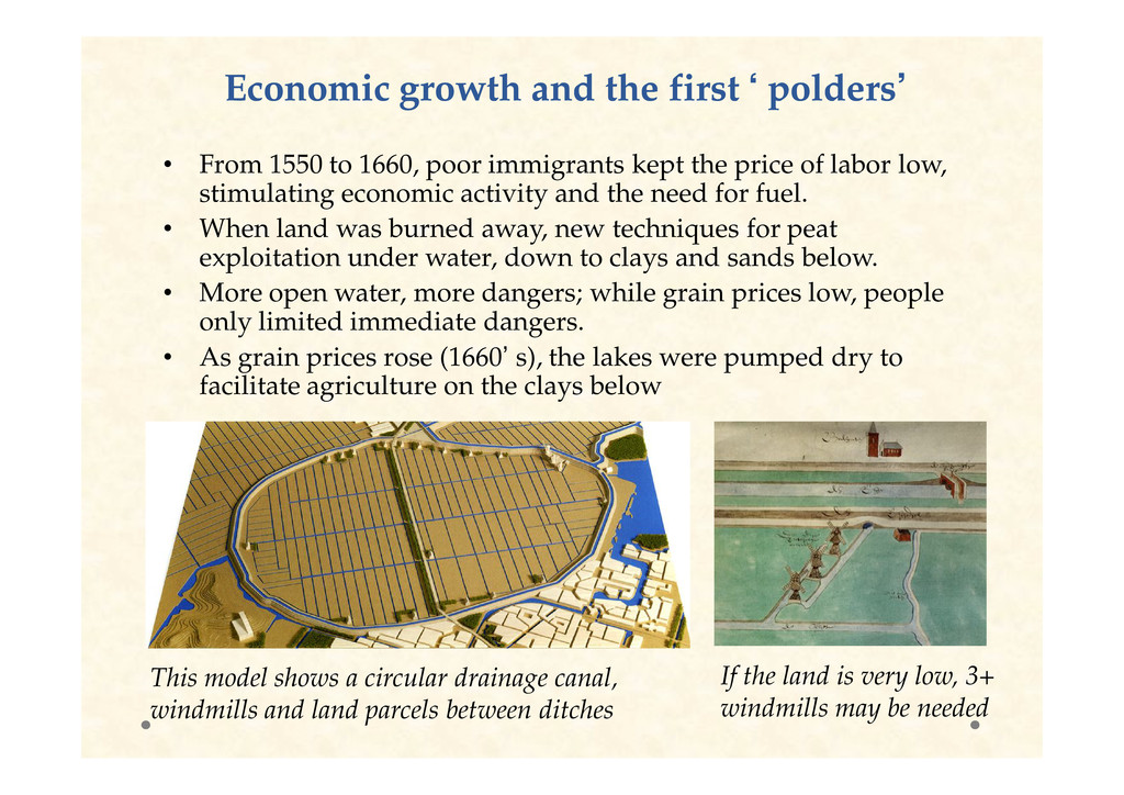 Economic growth and the first Economic growth a...