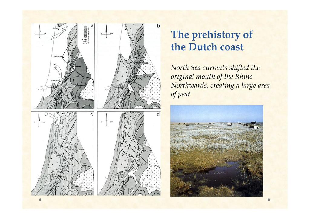 The The prehistory of prehistory of the the Dut...