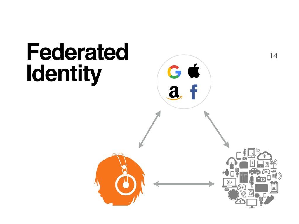 14 Federated Identity