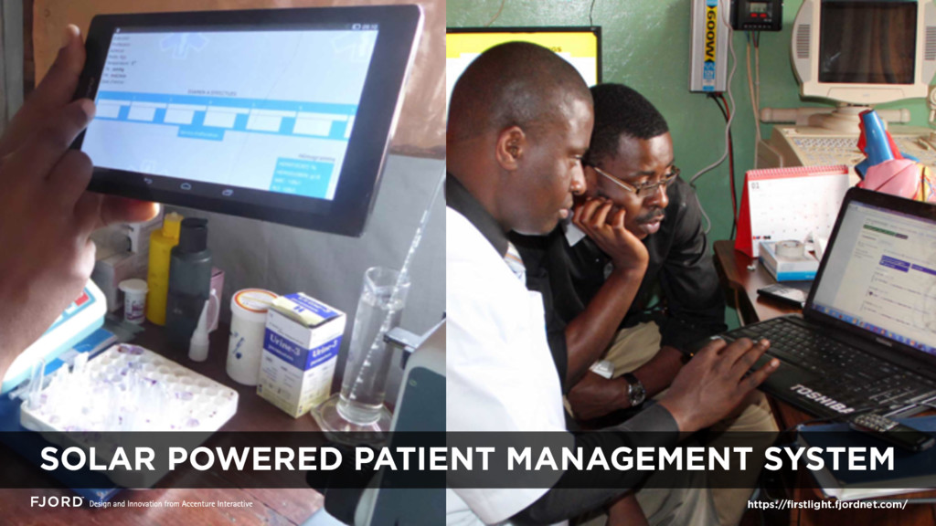 69 SOLAR POWERED PATIENT MANAGEMENT SYSTEM http...