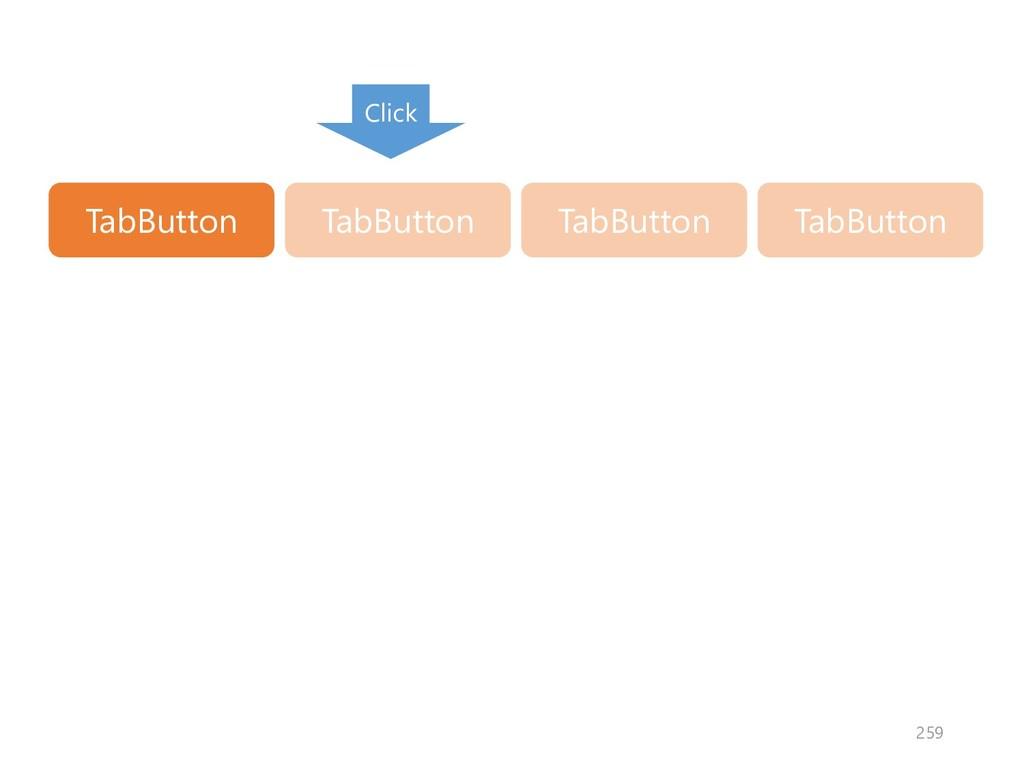 TabButton TabButton TabButton TabButton Click 2...