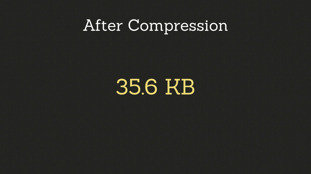 35.6 KB After Compression