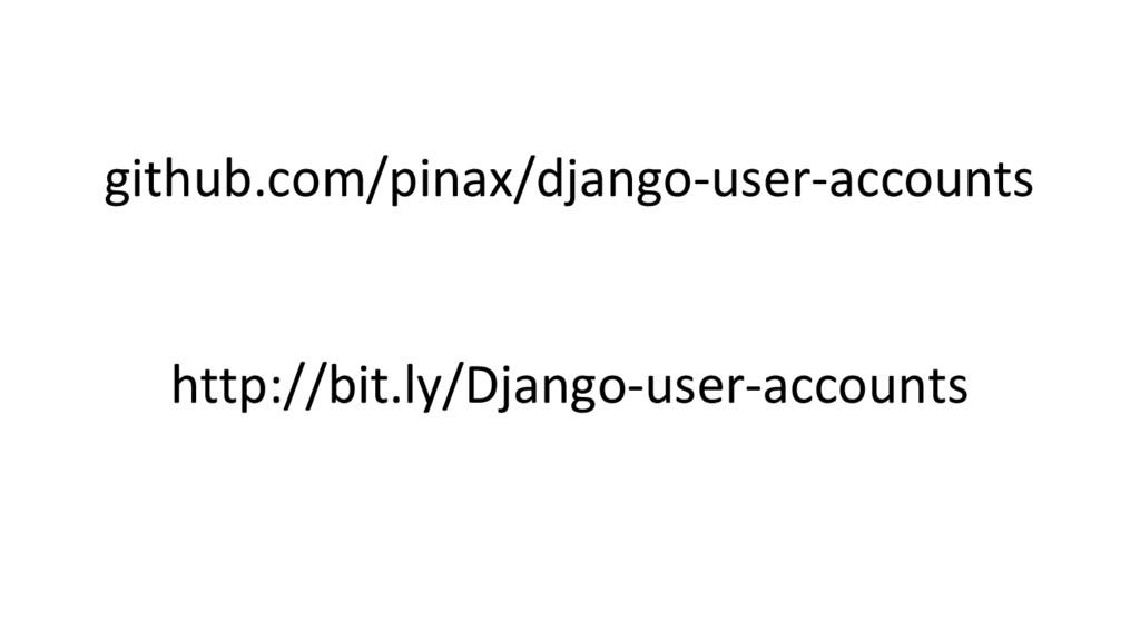 github.com/pinax/django-user-accounts http://bi...