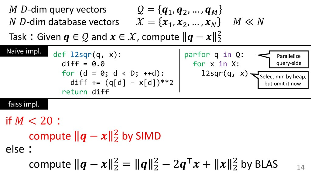 Task:Given  ∈  and  ∈ , compute  −  2 2 parfor ...