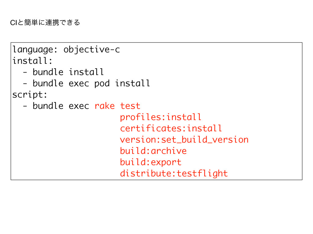 language: objective-c install: - bundle install...