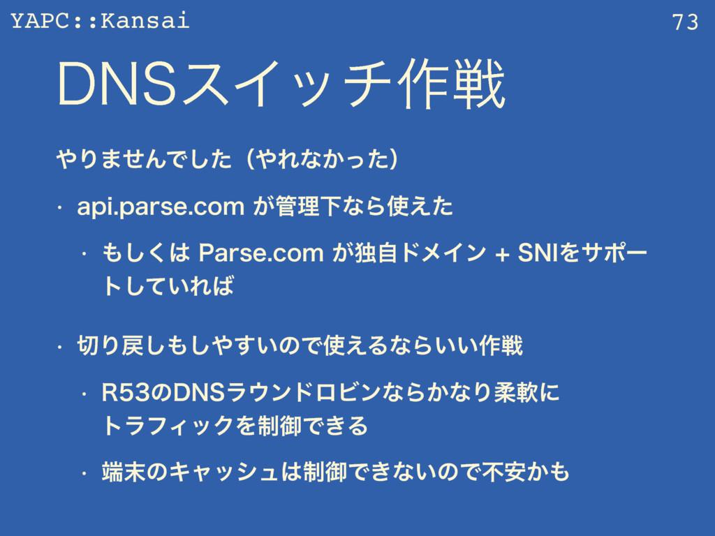YAPC::Kansai %/4εΠον࡞ઓ Γ·ͤΜͰͨ͠ʢΕͳ͔ͬͨʣ w BQJ...